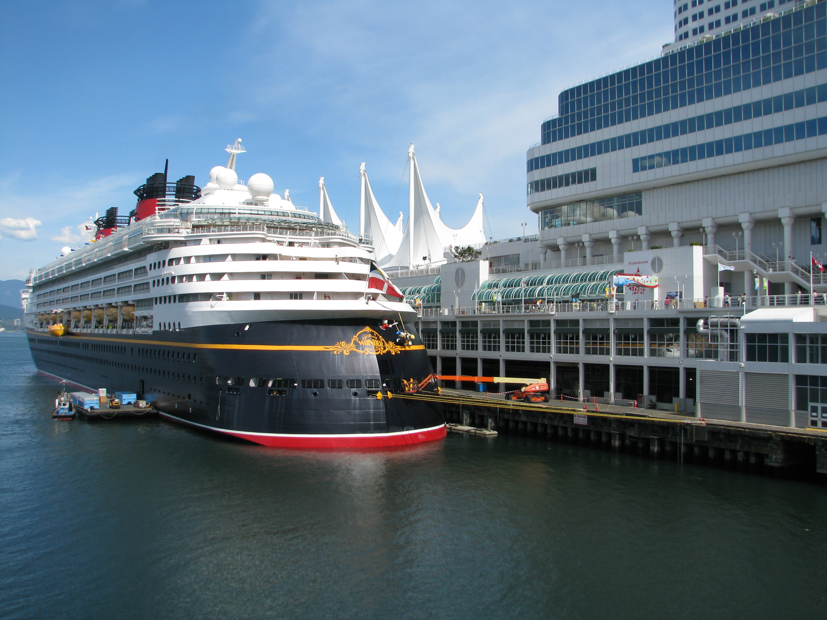 Cruise Ship Limousine Service Vancouver Cruise Ship Terminal - Can you text from a cruise ship